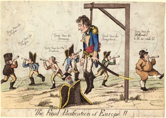 Historia de la Caricatura y el Dibujo Animado Político – Grandes Documentos